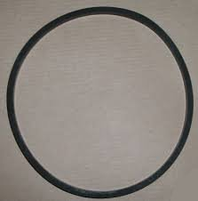 Fuel cap rubber seal
