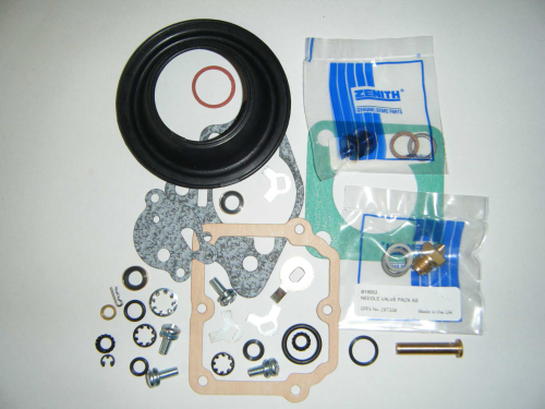 Carburettor service kit