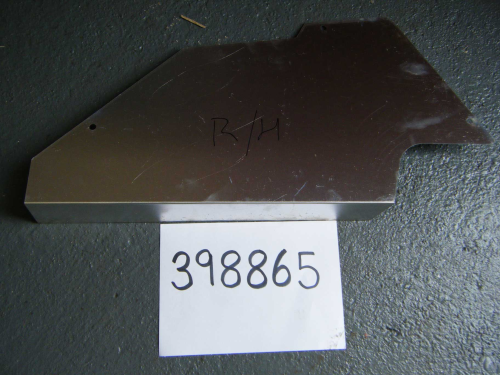 Engine side cover RH