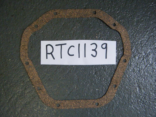 Diff cover gasket