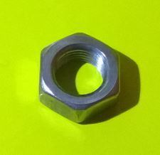 Brake jump hose securing nut